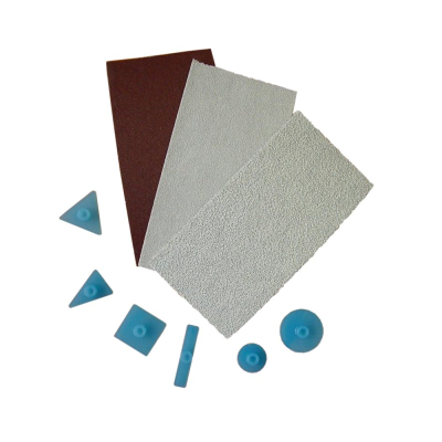 Minitool 32251 6 Pce Sanding Pads and Abrasive Files