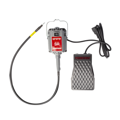 Foredom Sr Hang-Up Motor With Plastic Foot Control | Shesto