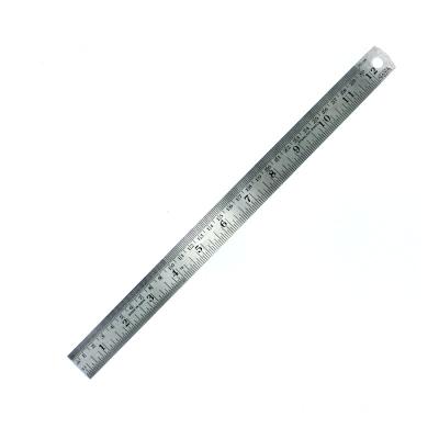 """Modelcraft Steel Rule 12"""" (300mm)"""
