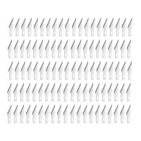Modelcraft Set of 100x Fine Point Blades (#11)
