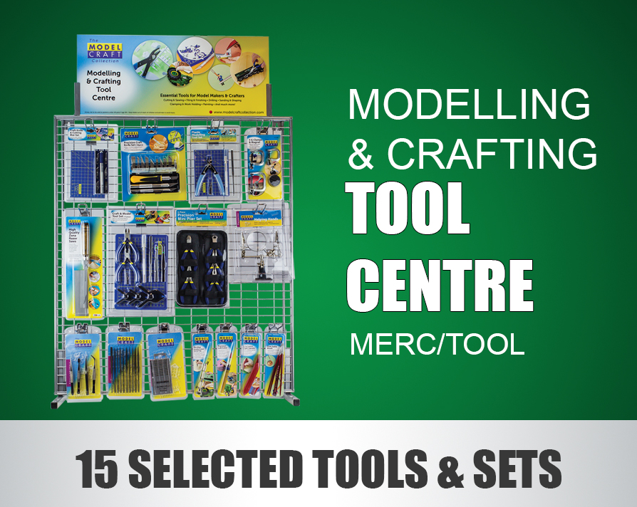 Modelling & Crafting Tool Centre