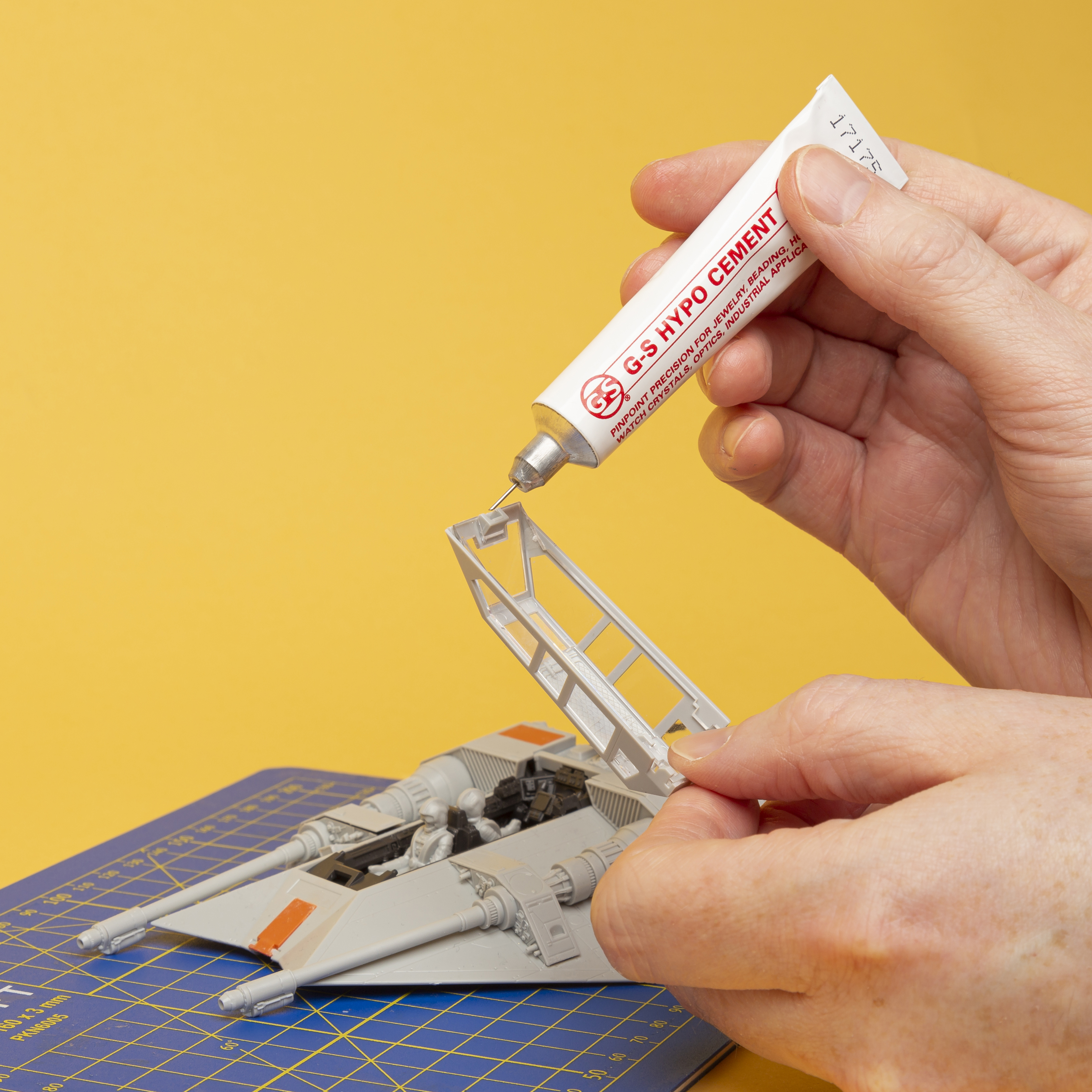 New in Stock: Modelcraft GS-Hypo Cement Clear Glue